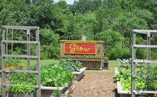 vegetable garden, crafts, gardening, outdoor living, My vegetable garden