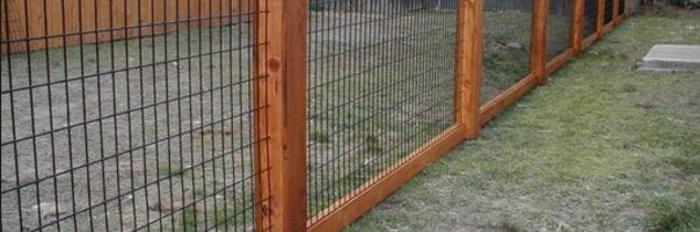 q hog wire fence design construction resources, diy, fences, landscape, woodworking projects