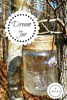 dream jar, crafts