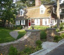 trd designs enjoy your home, landscape, outdoor living, New Transformed Entry