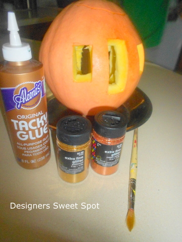 How to make a cinderella pumpkin coach hometalk - Making a pumpkin keg a seasonal diy project ...