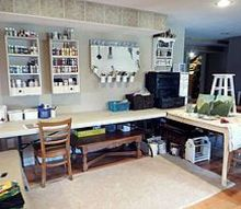 craft area organization, craft rooms, organizing, After