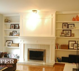 Brick Fireplace Makeover With Paint | Hometalk