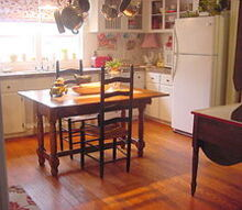kitchen makeover, home decor, kitchen design, I love how the light streams through the window to light up my new kitchen