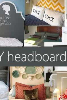get inspired by these creative diy headboard design ideas, bedroom ideas, home decor, 34 DIY Headboard Ideas