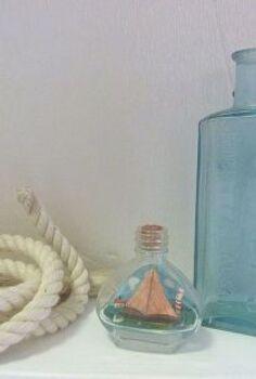 diy nature shelves, home decor, shelving ideas