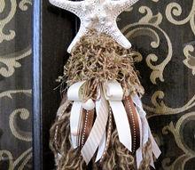 tutorial home decor starfish tassel, home decor, enjoy your new decor