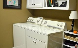 how to organize clean and just get things done around your home, organizing, The laundry room