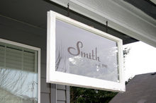 family established porch sign, porches, repurposing upcycling, windows, Our very first Family Established Sign Created from old windows that were destined for the trash
