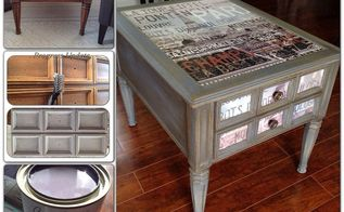 my most popular home furniture flips in 2013 bestof2013, chalk paint, painted furniture, A 25 Goodwill table upcycle