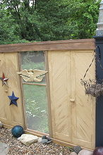 the fence recycling old doors and windows, fences, repurposing upcycling, 3rd