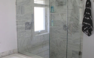 master bathroom before after, bathroom ideas, home decor, home improvement