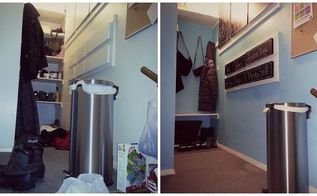 organizing your mudroom, laundry rooms, organizing