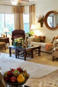changes in the familyroom this year, home decor, living room ideas
