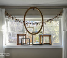 make a rustic grapevine pinecone christmas garland for free, christmas decorations, seasonal holiday decor, The outcome is a really beautiful woodsy look from something soooo simple And free More pics and a video tutorial is also avail at the blog link provided