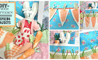 make it pretty monday week 41, easter decorations, seasonal holiday d cor, Little Spring projects