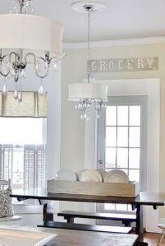 how to create a faux transom window, home decor, windows