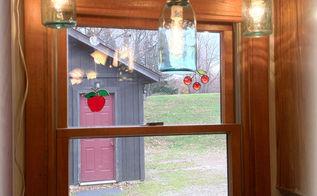 industrial mason jar light, crafts, lighting, mason jars, repurposing upcycling, Mason Jar Light Fixture