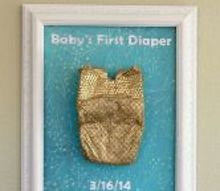 adorable keepsake baby s first poopy diaper craft, crafts