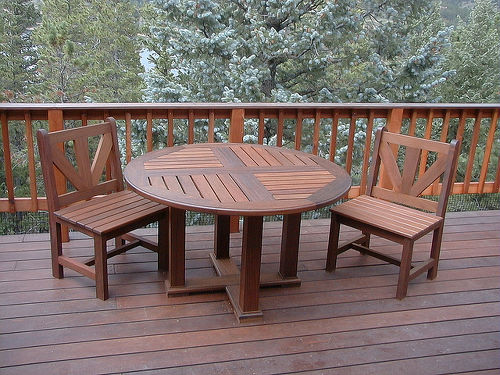 How To Clean Mildew Off Teak Furniture Hometalk