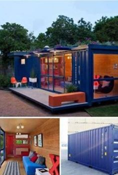 upcycle a shipping container, repurposing upcycling, urban living