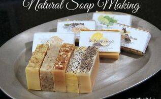 natural soap making a tutorial in pictures, cleaning tips, go green, All natural handmade soap from scratch called cold process