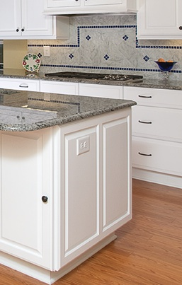 Where To Place Receptacles On Kitchen Islands