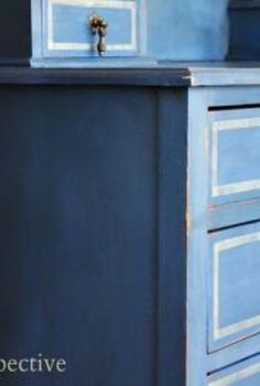 get out of your comfort zone with color, chalk paint, home decor, painted furniture