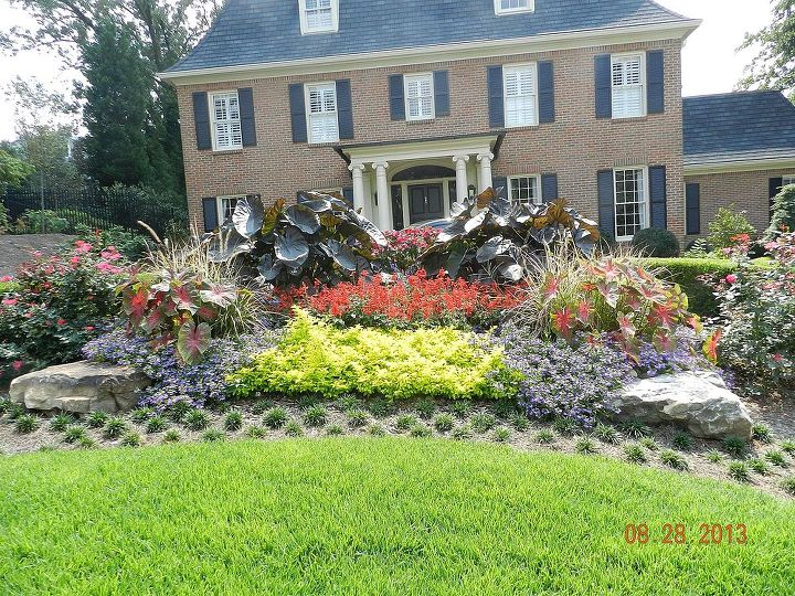 Gorgeous Landscaping By Personal Touch Lawn Care Hometalk