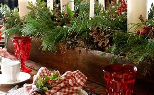 here are 24 inpsiring rustic holiday table settings ho ho ho spread the cheer, christmas decorations, crafts, seasonal holiday decor, A good old fashioned southern Christmas place setting