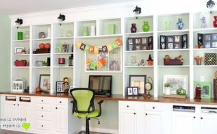 diy built in bookcases, diy, shelving ideas, woodworking projects, All Falled Up