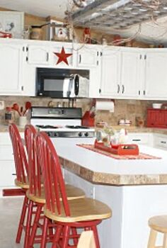 kitchen before and after, electrical, home decor, kitchen design, After
