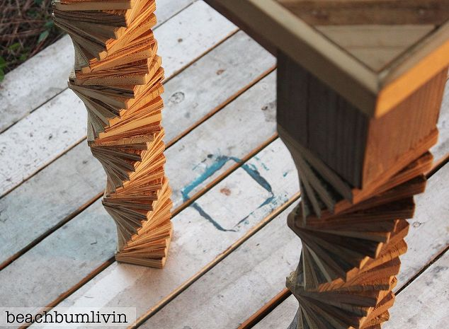 Foyer Table Made From Pallets : Entryway table made from pallets and fence panels hometalk