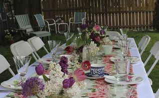 mother s day tea, crafts, seasonal holiday decor