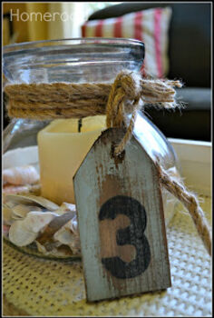 the best of homeroad 2012, home decor, Nautical Numbers