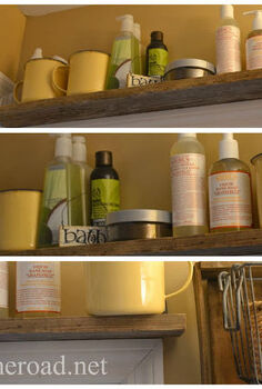 rustic bathroom storage solutions, bathroom ideas, home decor