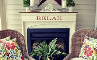 our summer porch, outdoor living, seasonal holiday decor, Thanks for visiting