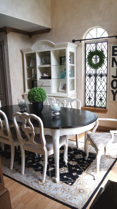 Dining Room Table Makeover Chalk Paint Ideas Painted