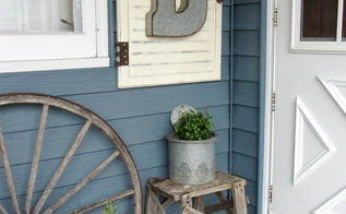 outdoor decor cabinet door frame upcycle repurpose, decks, home decor, patio, repurposing upcycling