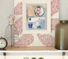 a picture frame that s sure to wow mom, crafts
