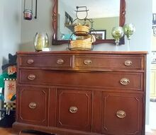 i am looking for some suggestion on what i should do with my buffet, painted furniture, repurposing upcycling