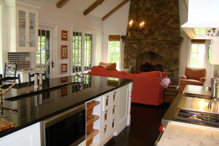 Are keeping rooms a new kitchen trend hometalk for Keeping room ideas