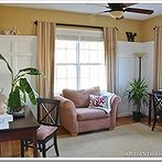 top 10 no sew window treatment ideas, home decor, windows, Long No Sew Curtains via Sand and Sisal