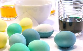get creative with your easter eggs 3 ways, crafts, easter decorations, seasonal holiday decor