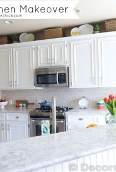kitchens remodeling paint, kitchen design, painting, New white kitchen cabinets Love the creamy white color and the paint over our old stain worked great