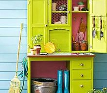 diy upcycle crafts heaven our little hometalkcraftsexpo, home decor, repurposing upcycling, Repurpose and ucycle your old furniture with the tips of