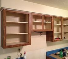 q kitchen cabinets reface or just buy new, doors, kitchen cabinets, kitchen design, 70s Style Laminate Cabinets Oh Yah Break out your Disco shoes