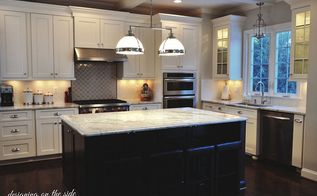 dream kitchen, countertops, home decor, kitchen design