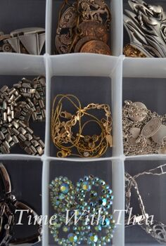 how to store accessory jewelry, crafts