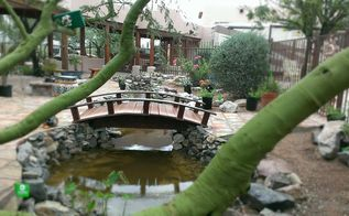 hall, landscape, outdoor living, ponds water features